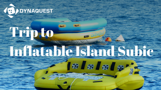 Trip toInflatable Island Subic